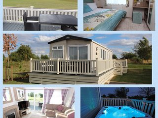 Luxury Hot Tub Holiday Home 29 LC