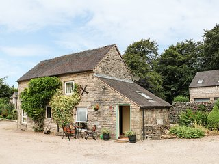 THE COTTAGE, barn conversion exposed beams and stone, near Cauldon