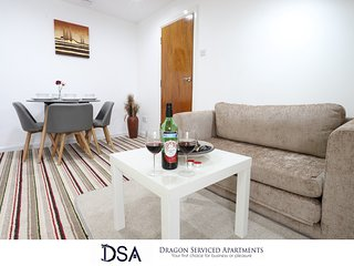Birmingham City Brand New Apartments (Flat 3 Loft)