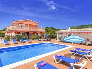 Punta Prima Villa Sleeps 8 with Pool Air Con and WiFi