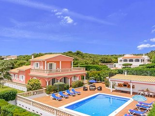 4 bedroom Villa in Punta Prima, Balearic Islands, Spain : ref 5334701