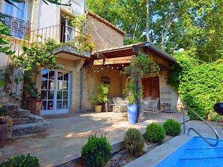 5 bedroom Villa in Aumes, Occitania, France : ref 5247212