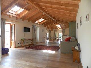 Apartment 'Stelle' in Casa Botta - Luino Lago Maggiore