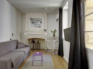 VENDANGES 36 - Joli studio avec terrasse