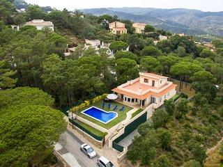 Villa albres/Lloret de mar/Costa brava