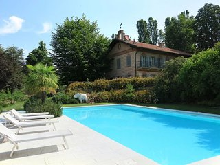 5 bedroom Villa in Moncrivello, Piedmont, Italy : ref 5657065