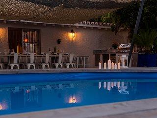 Villa Las Mimosas, Beach Front Villa