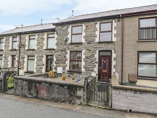 BRYN EITHIN, enclosed garden, parking, comfy accommodation, in Blaenau Ffestinio