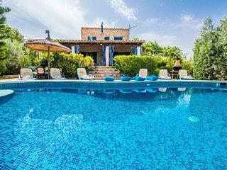 6 bedroom Villa in Inca, Balearic Islands, Spain : ref 5503166