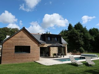 3 bedroom Villa in Clohars-Fouesnant, Brittany, France : ref 5650005