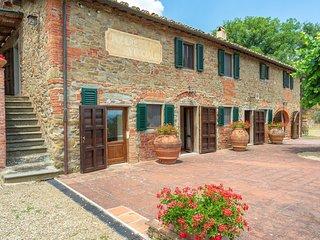 4 bedroom Villa in Cavriglia, Tuscany, Italy : ref 5227006