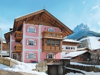2 bedroom Apartment in Pozza di Fassa, Trentino-Alto Adige, Italy : ref 5437847