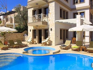 5 bedroom Villa in Kalkan, Antalya, Turkey : ref 5433502