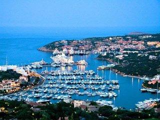 In elegante Residence con vista mozzafiato sull'arcipelago de La Maddalena.