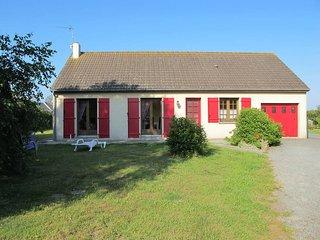 3 bedroom Villa in Pirou, Normandy, France : ref 5442022