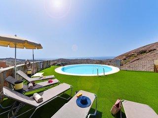 3 bedroom Villa in El Salobre, Canary Islands, Spain : ref 5698754