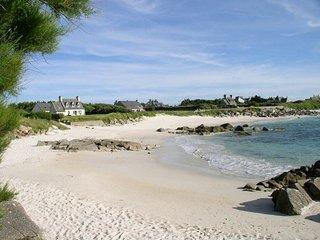 Maison de vacances, en Bretagne, bord de mer et plages.