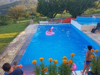 Farma Tsalta Live the experience on the Mount 'OLYMPUS '