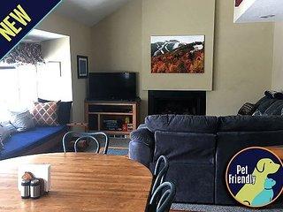True Ski in/Ski out Property