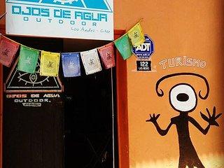 Hospedaje y actividades al aire libre en Valle de Aconcagua