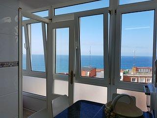 Playa San Lorenzo - Vistas mar - WIFI