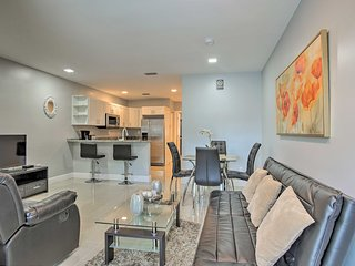 NEW-Miami Gardens Condo By Aventura Mall & Stadium
