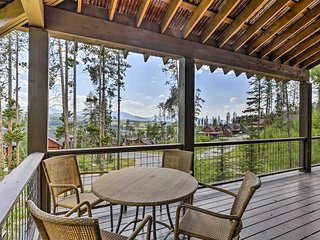 Winter Park Home w/ Mtn Views & Private Hot Tub!