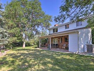 NEW! Home w/Backyard-10 Mi. to Downtown Denver!