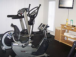 Work out room in the complex