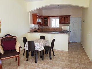 Apartamento nº 6, Esta situado en Apartamentos Nuevo Amanecer de Rio San Juan 6