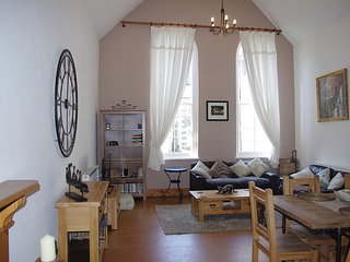 Chapel Apartment in Barmouth