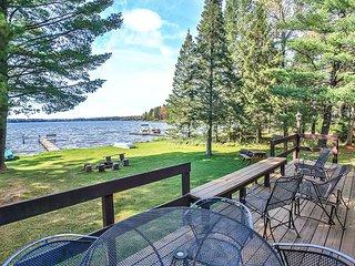 Paradise Lakeside Cabin on Lost Lake (Lost Paradise)