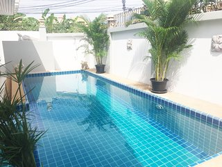 Villa 3 Bedrooms with Private Swimming Pool near Walking Street