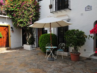 Acojedora casa Ideal para Golfistas, a 5 min de Puerto Banus y la playa