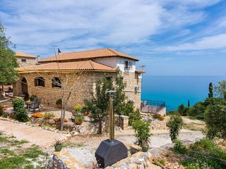 5 bedroom Villa in Koroni, Ionian Islands, Greece : ref 5657137