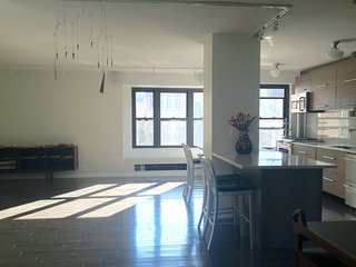 private room in great lower east side location. next to F train.
