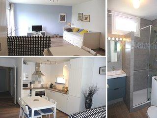 Appartement a 10 min de Biarritz, ideal pour visiter le pays basque.