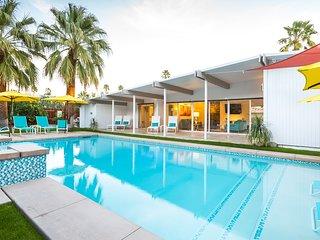 Midcentury Pool Retreat