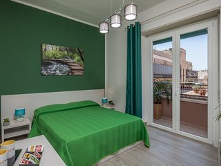 Forest Room - Ajana B&B in the center of Cagliari