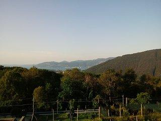 Riposante soggiorno in zona collinare lago maggiore, vista lago