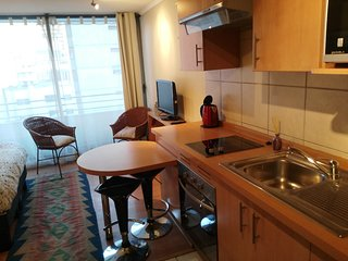Great Studio Apartment in Barrio Lastarria