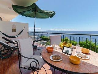 Reis Magos II, sea view apartment