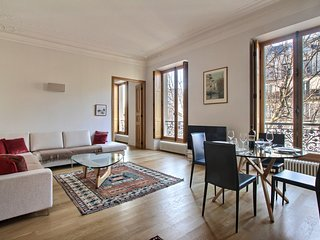 Charming spacious apartment 2BD/2BTH - Saint-Michel