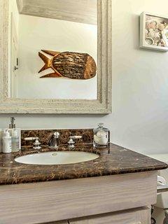 House bathroom details