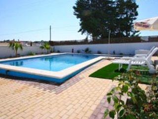 Chalet con piscina deluxe 3 dormitorios