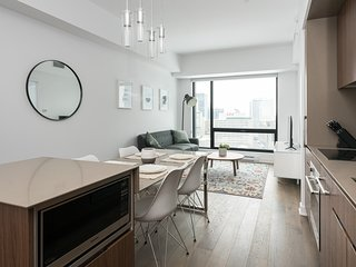 Central 1BR in Downtown Montréal by Sonder