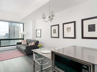 Stylish 1BR in Downtown Montréal by Sonder