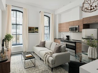 Distinctive 1BR in Old Montreal by Sonder