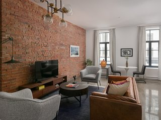 Smart 1BR in Old Montreal by Sonder