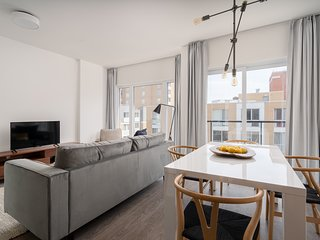 Elegant 1BR in Quartier des Spectacles by Sonder